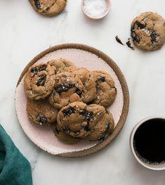 Espresso Chocolate Chip Cookies – A Cozy Kitchen