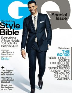Drake Covers GQ