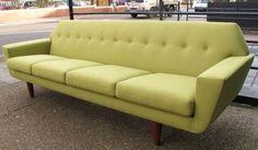 I love 60's furniture. Ha
