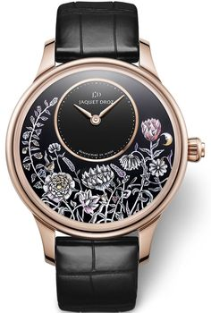 Master Horologer: Jaquet Droz Petite Heure Minute Thousand Year Lights