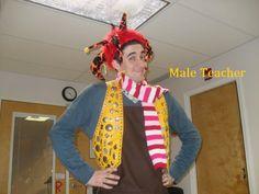 I am a Male Teacher. Male Teachers, Ronald Mcdonald, Fictional Characters, Fantasy Characters