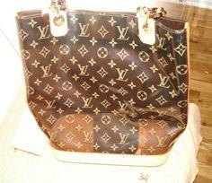 Louis Vuitton jelly bag.