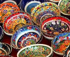 Turkish Bowls-I;m gonna get me some of these!