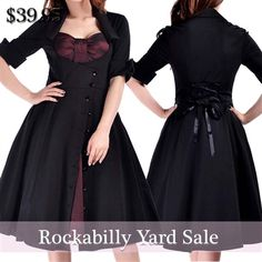 Rockabilly dress, rockabilly clothing