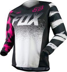 Women's Fox Motocross Jersey 2015