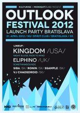 Outlook Festival launch party Bratislava, Nu Spirit Club, 21.4.2012 Outlook Festival, Launch Party, Bratislava, Product Launch, Spirit, Events, Club