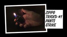 Zippo Tricks #1 Pants Strike #ZippoTricks
