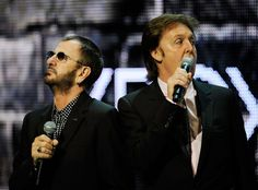 Paul McCartney and Ringo Starr are going to reunite to perform at the Grammys this year. It will be a great semi-Beatles reunion as the two stars will be on stage together at the 2014 Grammys at the Staples Center in Los Angeles on January 26.