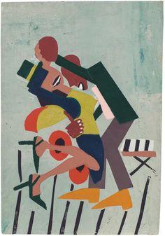 William H Johnson, Henry Johnson, African American Artist, American Artists, Museum Exhibition, Art Museum, Community Art, Exhibitions, Painters