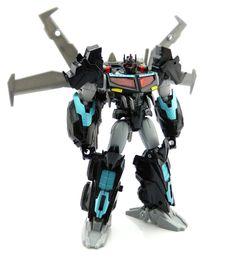 Transformers Go! Hunter Nemesis Prime.