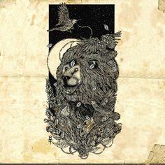 #blackink #penandink #shapefromhell #lion #lionking #blackart #dotwork #drawing #blackwork #darkart #spiritism