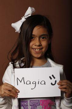 Magic, Ana Sierra, Estudiante, Monterrey, México