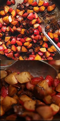 This Fried Radishes with Crispy Bacon Recipe is a healthy alternative if you'r. Radish Recipes, Bacon Recipes, Side Recipes, Lunch Recipes, Vegetarian Recipes, Dinner Recipes, Cooking Recipes, Healthy Recipes, Recipes With Radishes