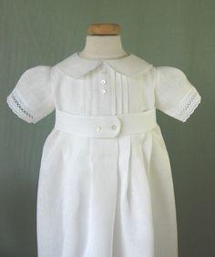 Boys' Christening Gown