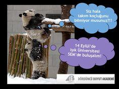 14 Eylül'de Işık Üniversitesi SEM'de buluşalım! http://www.isikun.edu.tr/sem/p246