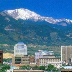 Colorado Springs - so beautiful
