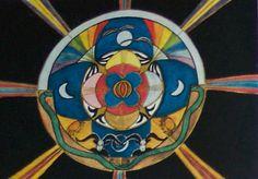 hildegard bingen mandala | The Self, Jungian archetype of god