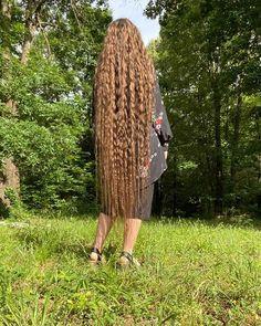 Really Long Hair, Super Long Hair, Curls For Long Hair, Beautiful Long Hair, Female Images, Hair Lengths, Curly, Long Hair Styles, Waves