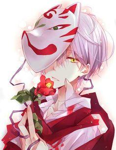Hotarubi no mori e | Gin love him so