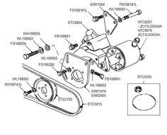 40 best landrover MOD FFR Power Steering conversion images
