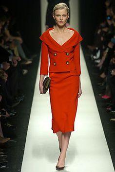 Céline Fall 2004 Ready-to-Wear Fashion Show - Morgan Quinn