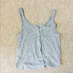 Abercrombie tank top! Perfect condition and super cute! So soft & awesome for summer. Color best repped by 2nd picture. Abercrombie & Fitch Tops Tank Tops