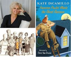 Watch. Connect. Read.: Kate DiCamillo Reflects on Her Term as National Ambassador for Young People's Literature