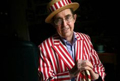 Mr. Peppermint - Jerry Haynes, a semi-regular at a movie theatre I worked at. A nice man.