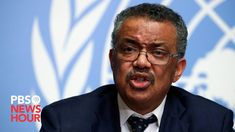 WATCH: The World Health Organization holds news conference on novel coronavirus News Hour, Science And Technology, Technology Design, Watch News, World Health Organization, Conference, Donald Trump, Hold On, Novels