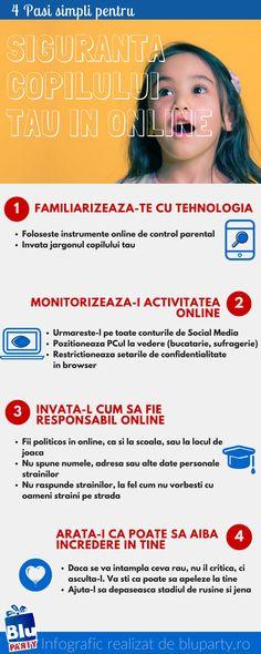 sfaturi pentru parinti Kids And Parenting, Helpful Hints, Internet, Tips, Useful Tips, Counseling