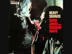 Elvin Jones & Richard Davis (Usa, 1968) - Heavy Sounds (Full)