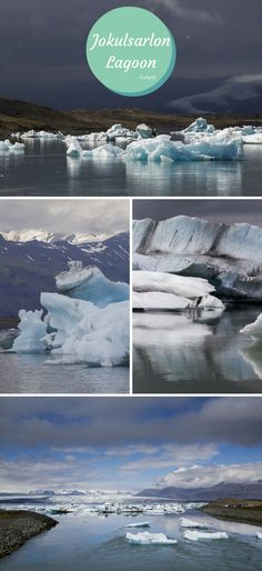 Jokulsarlon Glacier Lagoon, an amazing vista of water and ice is the perfect stop on your Iceland itinerary.  Click through to see some stunning images and find out how to get close to the ice! – Reflections Enroute