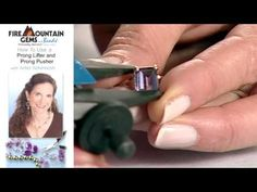 How To Use a Prong Lifter and Prong Pusher with Arbel Shemesh.