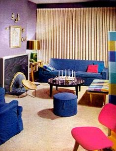 Lisa's Nostalgia Cafe--1960s Living Rooms & Rec-Rooms (page 2)