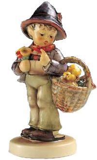 #378 Hummel Easter Greetings
