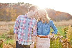 Gorgeous engagement photos from Lyndsay Sullivan photography in Little Rock. #amazing