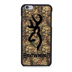 Browning Deer Camo iPhone 6 Case