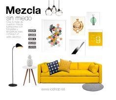 Lookbook ioshop. www.ioshop.es #decor #decoración #home #print #arte