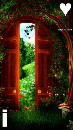 Portas abertas para a Felicidade !!