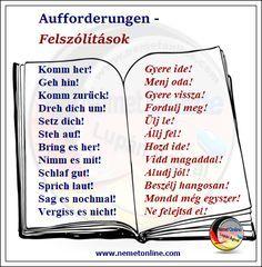 German Language Learning, Learn German, Girl Humor, Free Printables, Bullet Journal, Motivation, Education, German Language, Knowledge