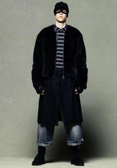 Vogue Hommes Japan, F/W 2011