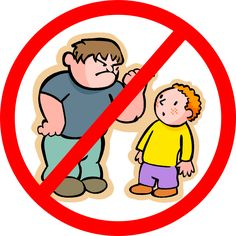 This picture shows how the big character is bullying the small character. Just because he's small and the bully is big, this is an example of physical bullying. Which is using physical force. It supports my topic because it says no to bullying.