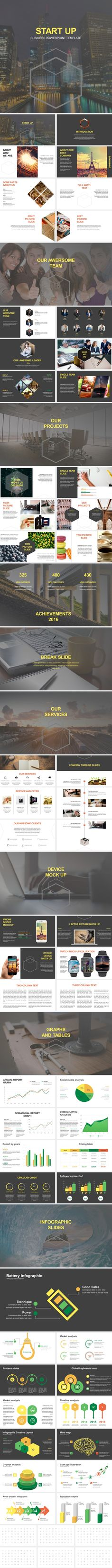Company Profile Keynote Template Presentation Templates - profile company template