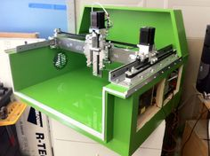 Momus CNC provides plans and documentation to construct a DIY desktop manufacturing equipment such as our fully enclosed precision 3 axis router Desktop Cnc, Diy Cnc, Arduino Cnc, Cnc Router, Homemade Cnc, Cnc Plasma Cutter, 3d Printing Business, Hobby Cnc, Cnc Woodworking