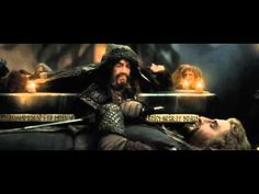 The Hobbit The Battle of Five Armies Deleted Scene- Thorin's Funeral << So I was already crying my eyes out seeing all three laid out. But when Bilbo reached Thorin. Thranduil, Legolas, Love The Lord, Lord Of The Rings, Fili And Kili, Desolation Of Smaug, An Unexpected Journey, Middle Earth, Movies Showing