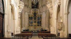 Monasterio de San Juan de los Reyes: monumentos en Toledo en ...