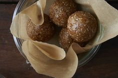 Apricot, Date, and Cashew Snack Balls recipe on Food52