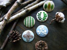 日本とフランスの融合*Maison de Pontomarie*素敵な刺繍作品