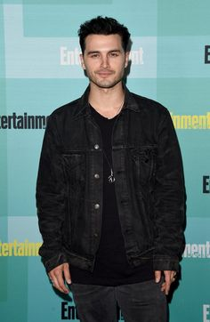 Where You Can Catch the Cast of The Vampire Diaries Once the Show Ends Michael Malarkey Unfortunately for us, the British-American actor hasn't divulged his plans for after the series. Michael Malarkey, Michael Fassbender, Enzo Vampire Diaries, Vampire Diaries The Originals, The Vampire Diaries Characters, Kai, Bonnie And Enzo, Dean Martin, American Actors