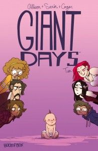 Giant Days #10 Review